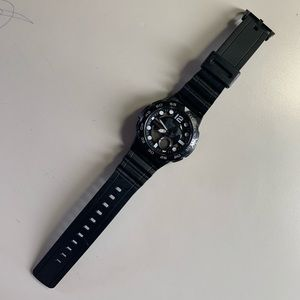 Black Casio Men's Sportswatch